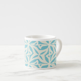 Starfish Abstract Pattern Espresso Cup