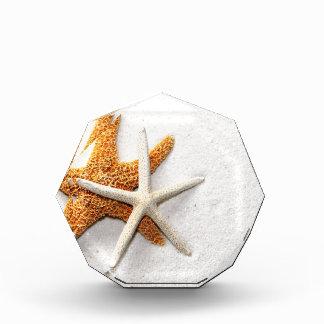 Starfish Acrylic Octagon Awards