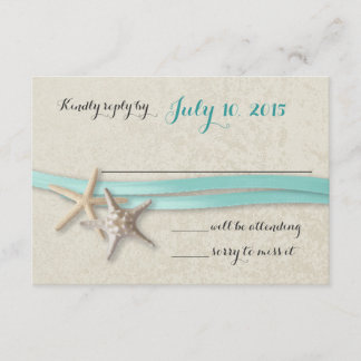 Starfish and Ribbon Beach Response
