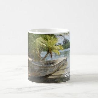 Starfish Beach - Bocas Del Toro Tropical Beach Mug