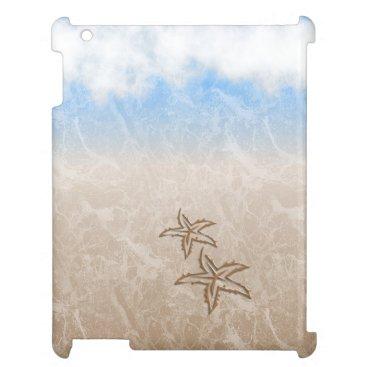 Beach Themed Starfish Beach Cover For The iPad 2 3 4