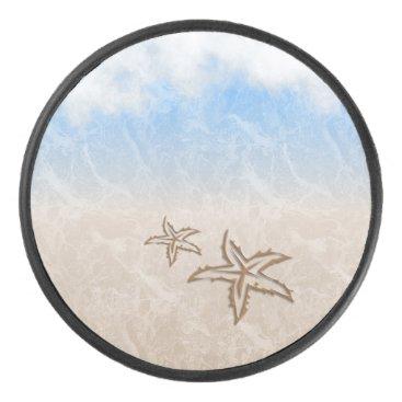 Starfish Beach Hockey Puck