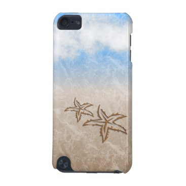 Beach Themed Starfish Beach iPod Touch (5th Generation) Cover