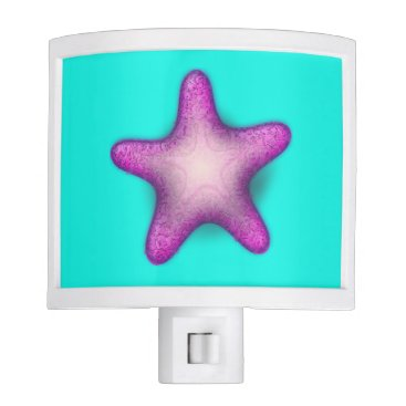 Beach Themed Starfish Beachy Nite Lite