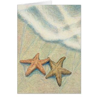 Starfish Buddies Card