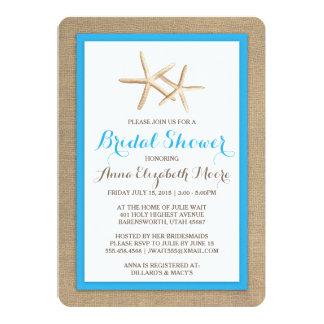 Turquoise Beach Bridal Shower Invitations Announcements Zazzle
