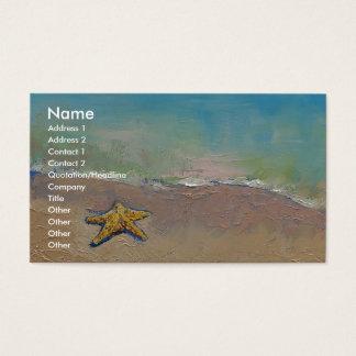 Starfish Business Card