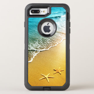 Starfish by the Sea iPhone 7 Plus Defender