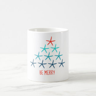 Starfish Christmas Tree Mug II