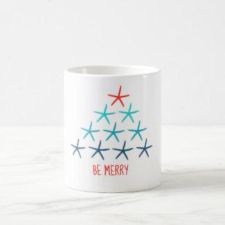 Starfish Christmas Tree Mug II