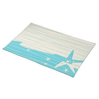 Starfish Cloth Placemat