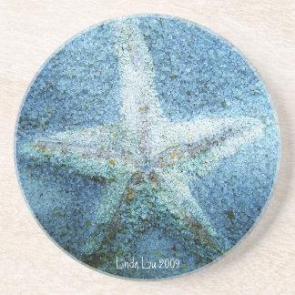 Starfish Drink Coaster