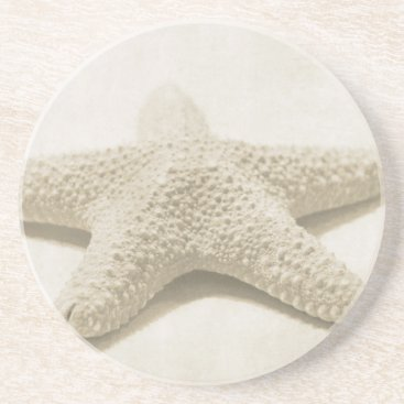 Beach Themed Starfish Coaster