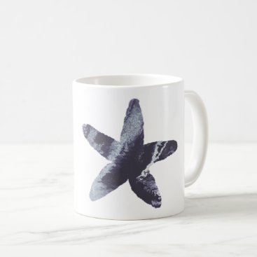 Beach Themed Starfish Coffee Mug