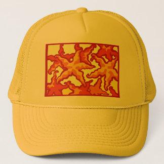 Starfish Composition Trucker Hat
