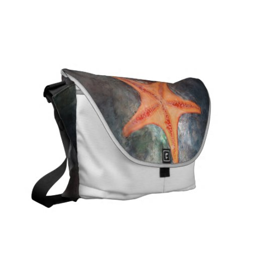 Starfish Courier Bag
