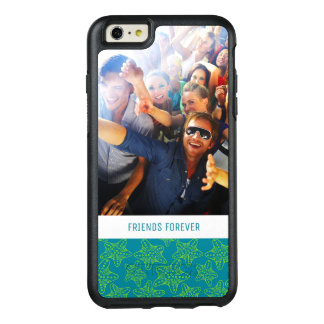 Starfish Crowd Pattern | Your Photo & Text OtterBox iPhone 6/6s Plus Case