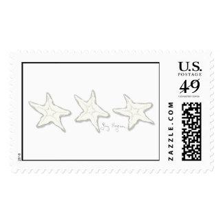 Starfish Custom Postage