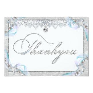 Starfish & Diamonds Thank You Card