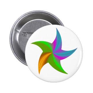 Starfish - Etoile de mer Buttons