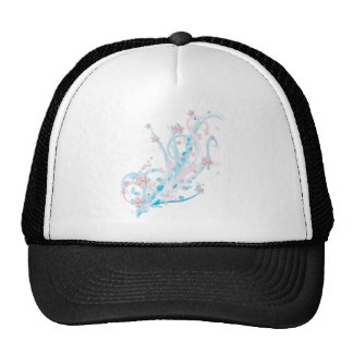 StarFish Explosion Trucker Hat
