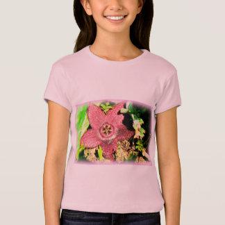 Starfish Flower - Purple Cactus/Succulent Flower T-Shirt