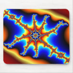 Starfish - Fractal Mousepad