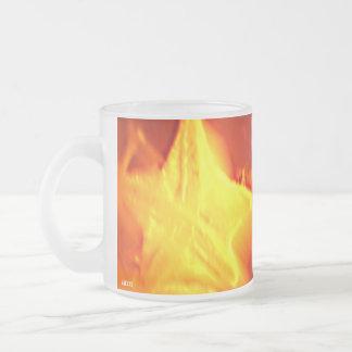 STARFISH_Frosted Glass Mug_ZALTAR Frosted Glass Coffee Mug