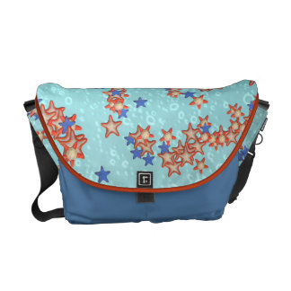 Starfish Galore Courier Bags