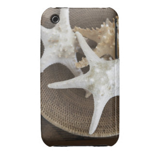 Starfish in a basket iPhone 3 cover