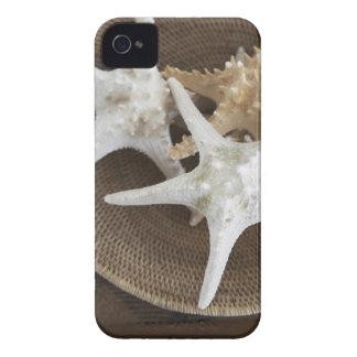 Starfish in a basket iPhone 4 Case-Mate case