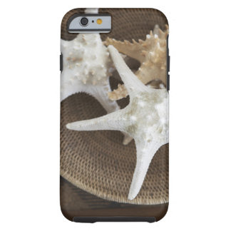 Starfish in a basket tough iPhone 6 case