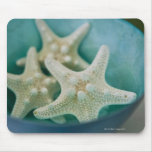 Starfish in bowl mouse pad