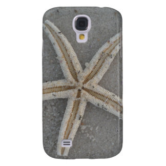 starfish in sand galaxy s4 case