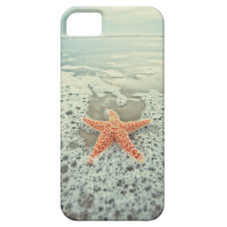 Starfish in Surf Barely There iphone 5/5s case