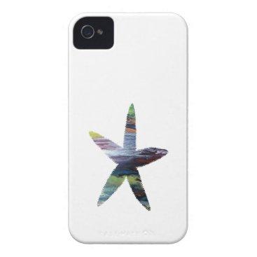 Beach Themed Starfish iPhone 4 Case
