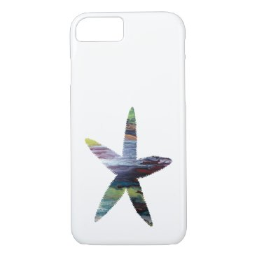 Beach Themed Starfish iPhone 7 Case