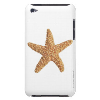 Starfish isolated on white Case-Mate iPod touch case
