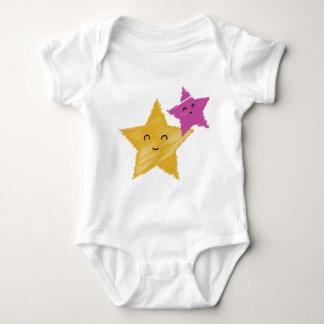 Starfish Kawai Baby Bodysuit