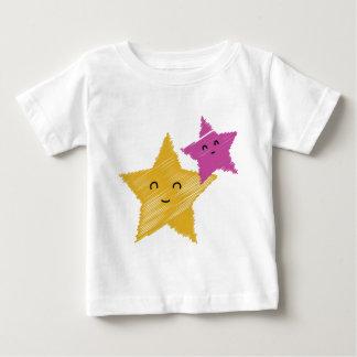 Starfish Kawai Baby T-Shirt