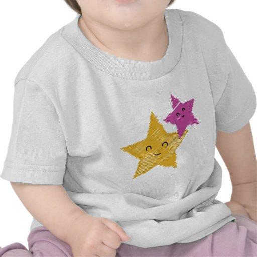 Starfish Kawai Tshirts