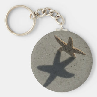 Starfish Keychains