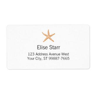 Starfish Label