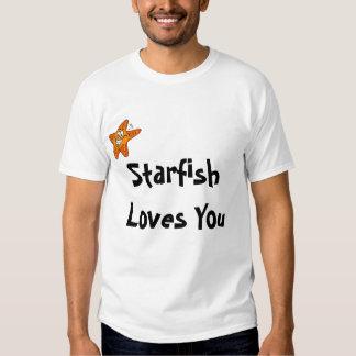 Starfish Loves You Shirt