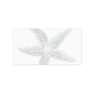 Starfish Mailing Labels