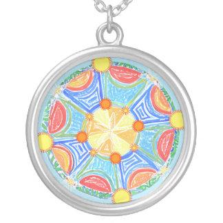 Starfish Mandala necklace