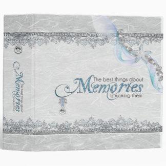 Starfish Memory Book Binder