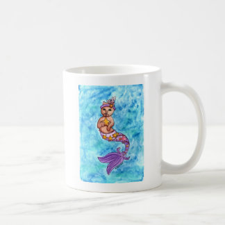 Starfish MerCat Coffee Mugs