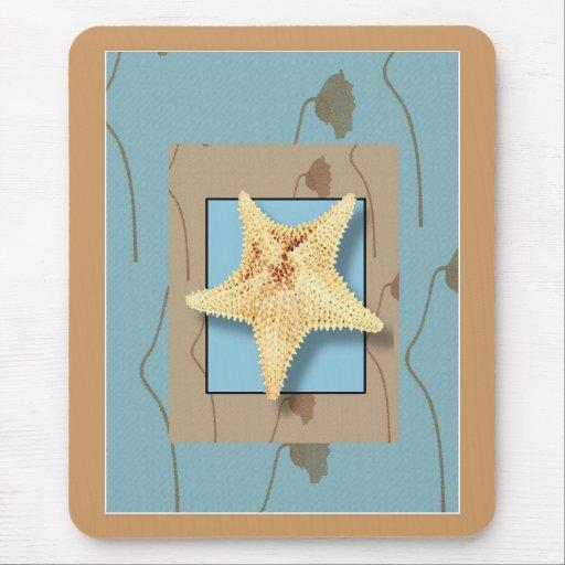 starfish merchandise mouse pad