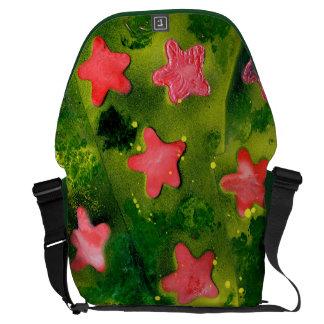 STARFISH ~ MESSENGER BAG